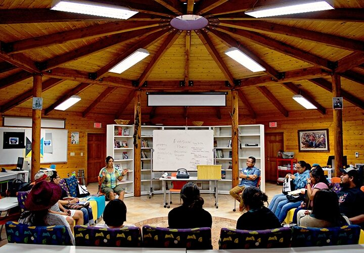 The 2017 Emerging Diné Writers' Institute