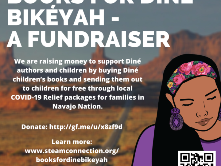 Books for Diné Bikéyah Fundraiser