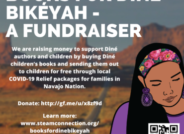 Books for Diné Bikéyah Fundraiser